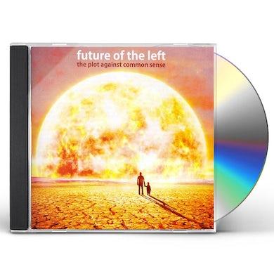 Future Of The Left PLOT AGAINST COMMON SENSE CD