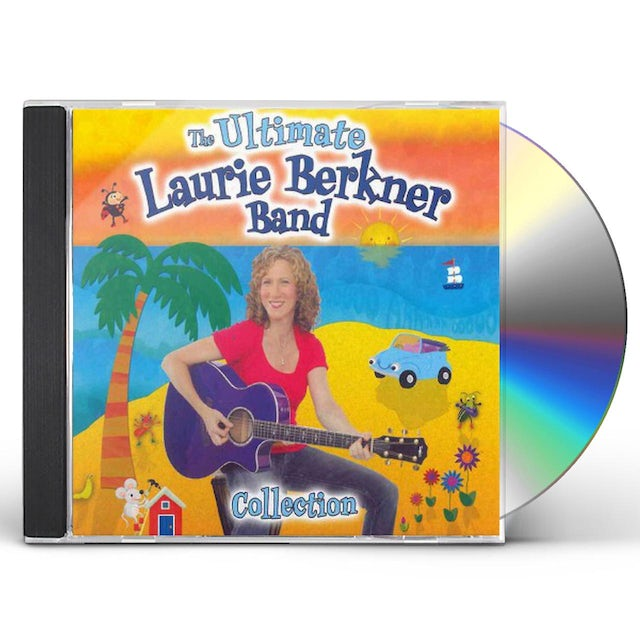 ULTIMATE LAURIE BERKNER BAND COLLECTION CD