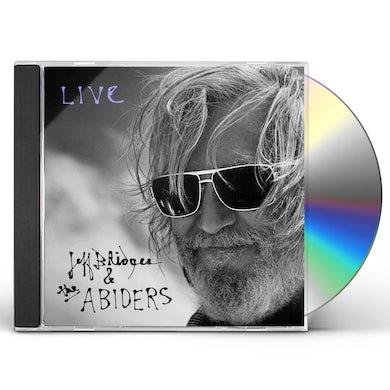 Jeff Bridges & the Abiders LIVE CD