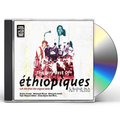 Ethiopiques CULT HITS FROM THE ORIGINAL SERIES CD