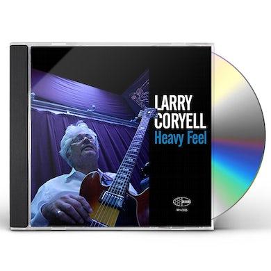 Larry Coryell HEAVY FEEL CD