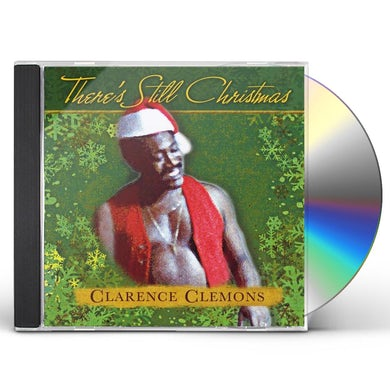 Clarence Clemons THERE'S STILL CHRISTMAS CD