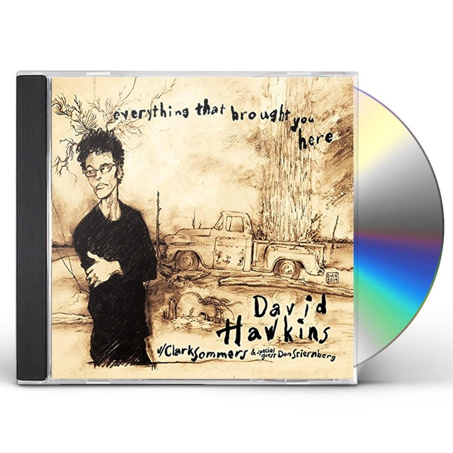 David Hawkins EVERYTHING THAT BROUGHT YOU HERE CD