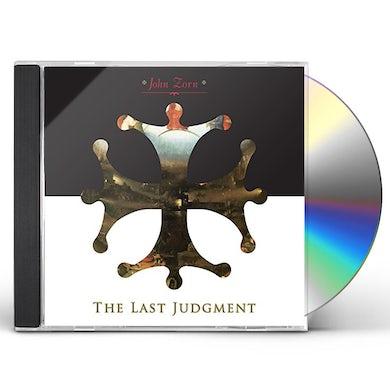 John Zorn LAST JUDGMENT CD