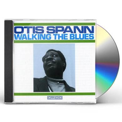 Otis Spann WALKING THE BLUES CD