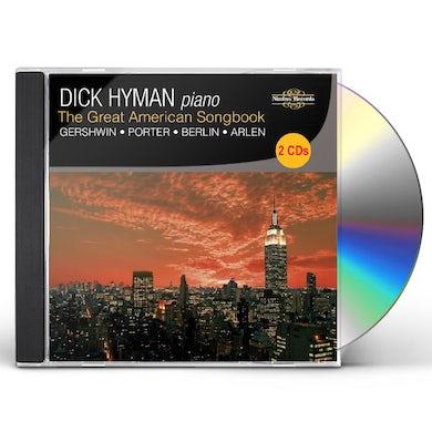 Dick Hyman GREAT AMERICAN SONGBOOK CD
