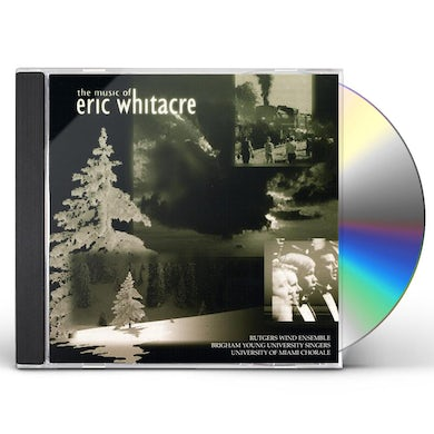 MUSIC OF ERIC WHITACRE CD