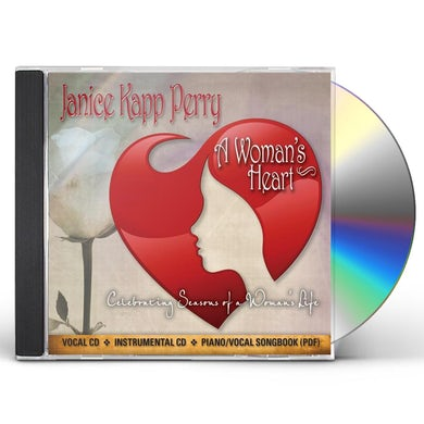 Janice Kapp Perry WOMAN'S HEART CD