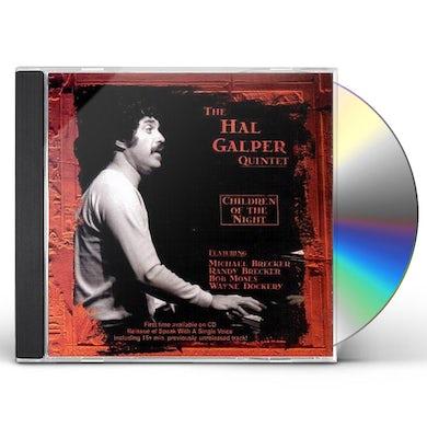 Hal Galper CHILDREN OF NIGHT CD