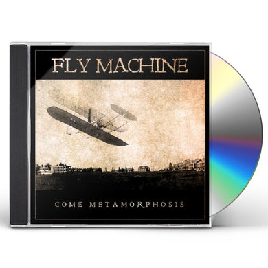 Fly Machine COME METAMORPHOSIS CD
