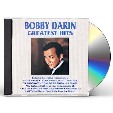 Bobby Darin GREATEST HITS CD