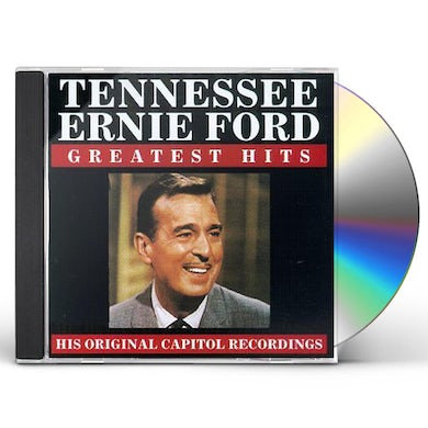 Tennessee Ernie Ford GREATEST HITS CD