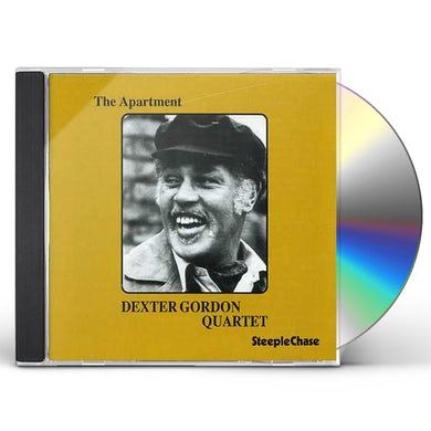 Dexter Gordon APARTMENT CD