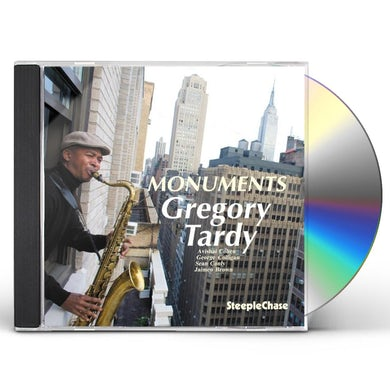 Gregory Tardy MONUMENTS CD