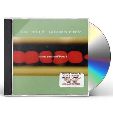 In The Nursery CAUSE & EFFECT CD