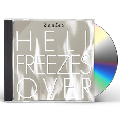 Eagles  HELL FREEZES OVER CD