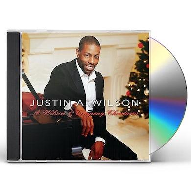 Justin Wilson WILSON & COMPANY CHRISTMAS CD