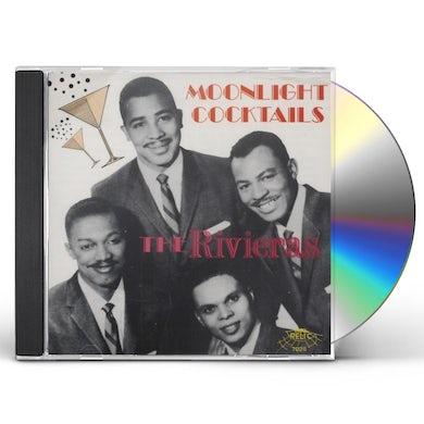 Rivieras MOONLIGHT COCKTAILS / BEST OF CD