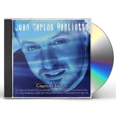 Juan Carlos Baglietto SERIE DE ORO: GRANDES EXITOS CD