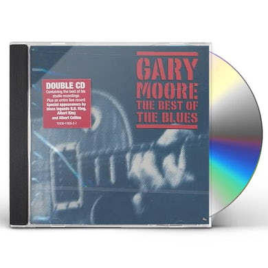 Gary Moore BEST OF THE BLUES CD