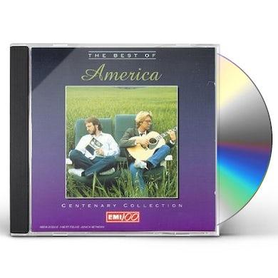 BEST OF AMERICA CD