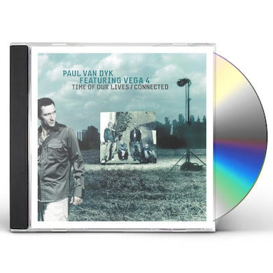 Paul Van Dyk TIME OF OUR LIVES (X6) CD