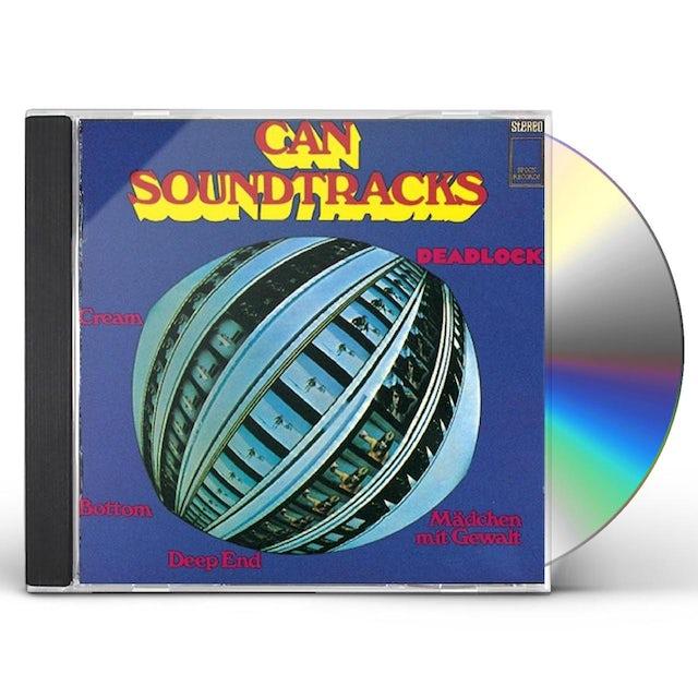 Can SOUNDTRACKS CD