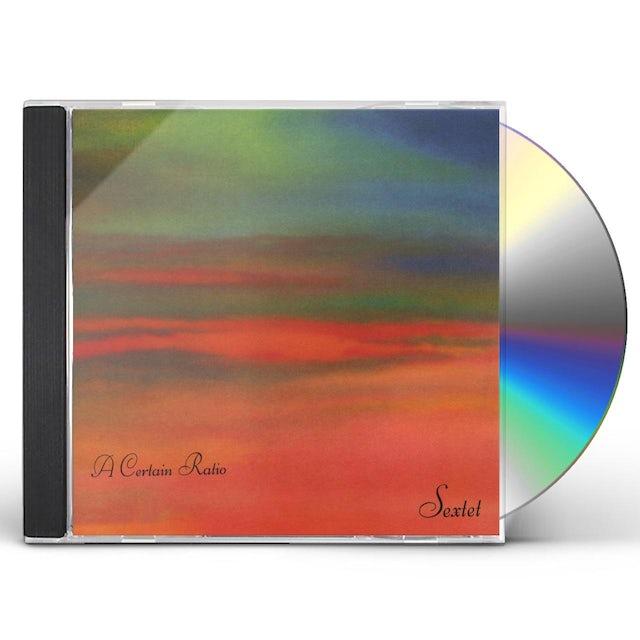 A Certain Ratio SEXTET CD