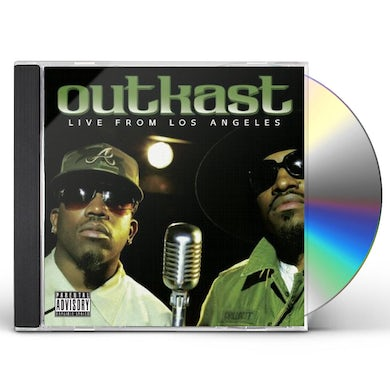 Outkast  LIVE FROM LOS ANGELES CD