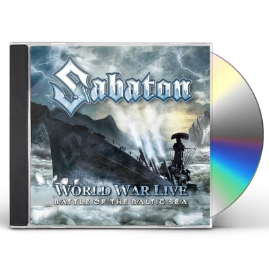 Sabaton WORLD WAR LIVE: BATTLE OF THE BALTIC SEA CD