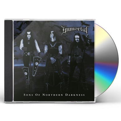 Immortal SONS OF NORTHERN DARKNESS CD