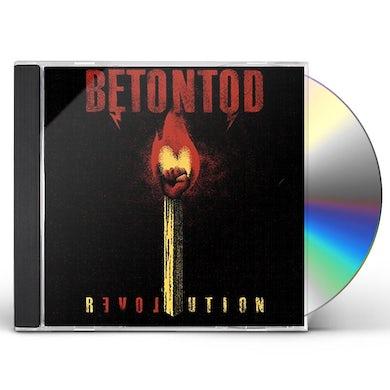 BETONTOD REVOLUTION (FAN BOX) CD