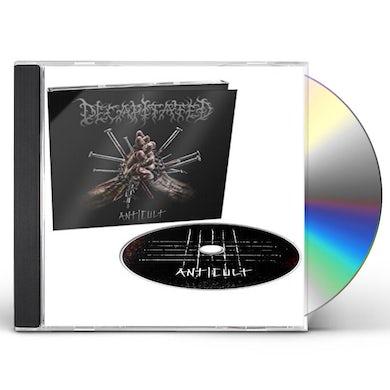 Decapitated ANTICULT CD