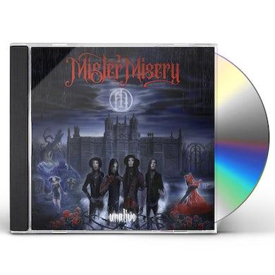 Mister Misery UNALIVE CD