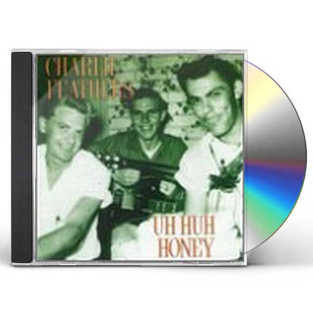 Charlie Feathers UH HUH HONEY CD
