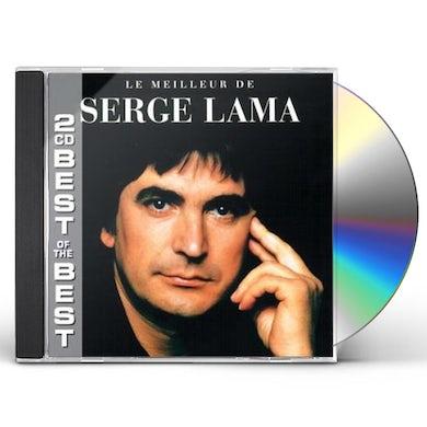 LE MEILLEUR DE SERGE LAMA CD