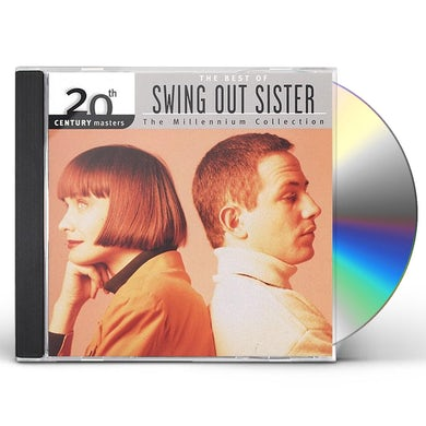 Swing Out Sister 20TH CENTURY MASTERS: MILLENNIUM COLLECTION CD
