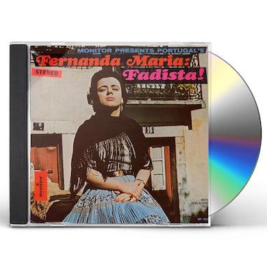 Fernanda Maria FADISTA! CD