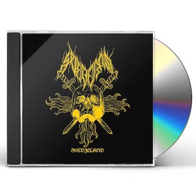 Svederna SVEDJELAND CD