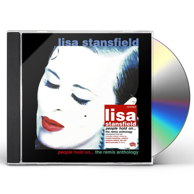 Lisa Stansfield PEOPLE HOLD ON THE REMIX ANTHOLOGY CD