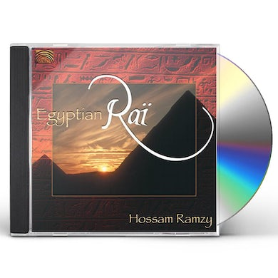 HOSSAM RAMZY EGYPTIAN RAI CD