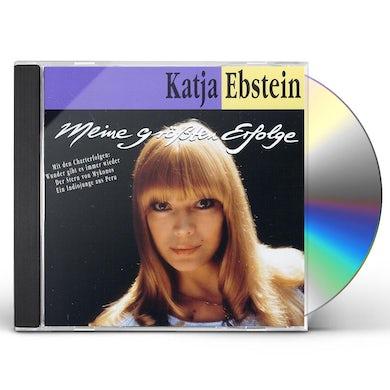 Katja Ebstein MEINE GROBTEN ERFOLGE CD
