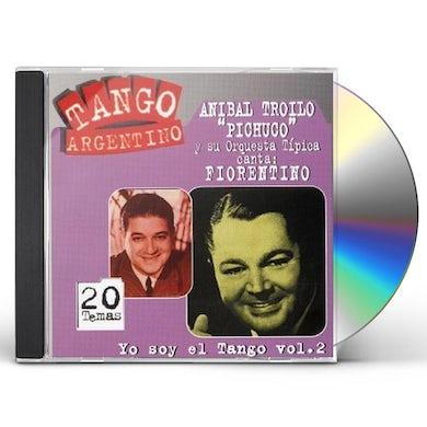 Anibal Troilo VOL. 2-YO SOY EL TANGO CD