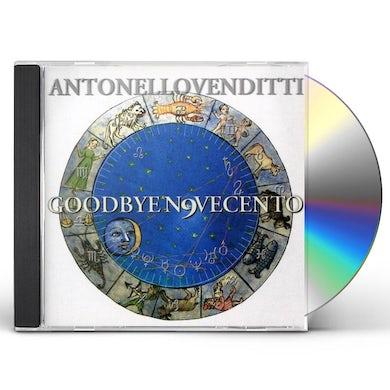Antonello Venditti GOOD BYE 900 CD