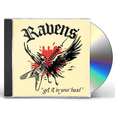 Ravens GET IT IN YOUR HEAD CD