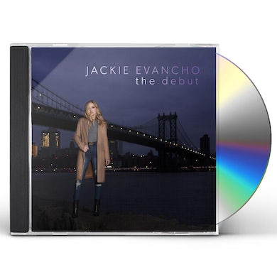 Jackie Evancho THE DEBUT CD