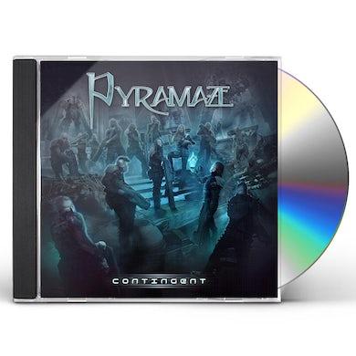 Pyramaze CONTINGENT CD