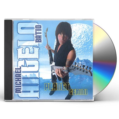 Michael Angelo Batio PLANET GEMINI CD