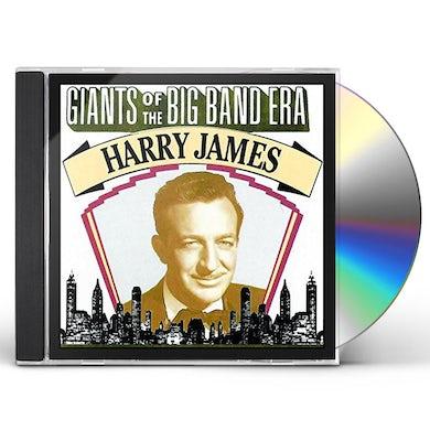 GIANTS OF THE BIG BAND ERA HARRY JAMES CD