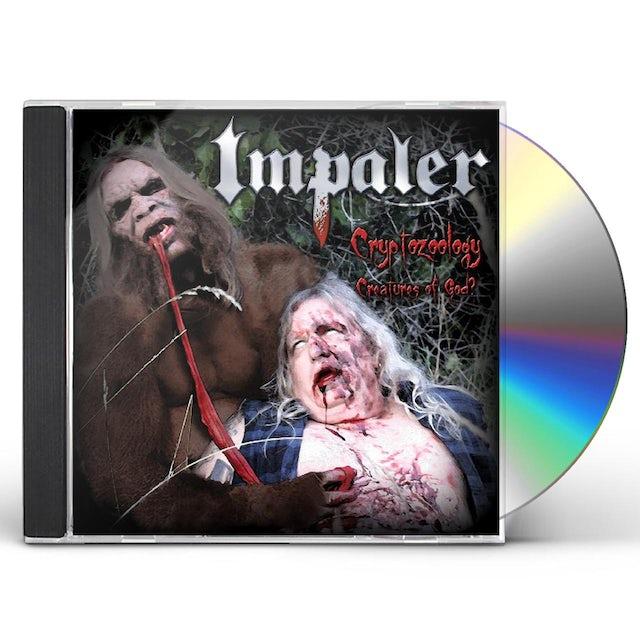 Impaler CRYPTOZOOLOGY (CREATURES OF GOD) CD